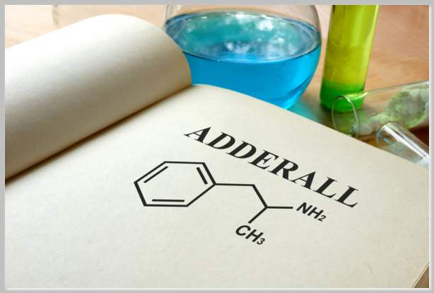 how long Adderall in system - blood test, urine test