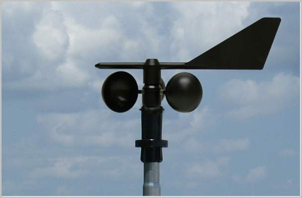 What Is An Anemometer And How Does It Work